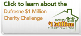 Dufresne Furniture $1 Million Charity Challenge