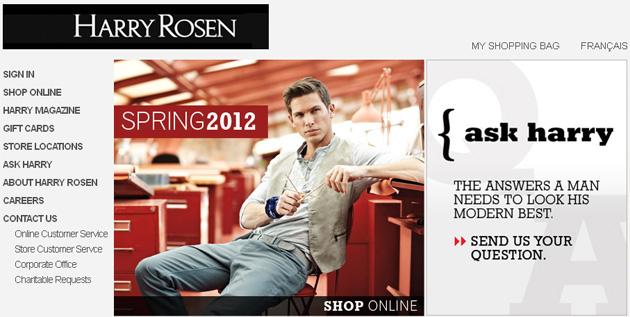 899c4408c83b Harry Rosen Store - Flyers Online
