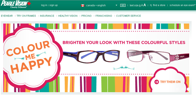Pearle Vision Store - Flyers Online