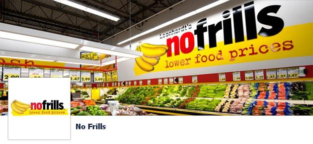 No Frills Food Store