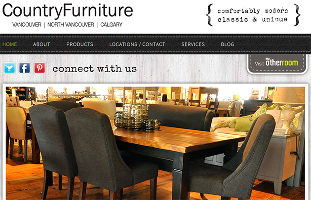 country furniture store flyers online. Black Bedroom Furniture Sets. Home Design Ideas