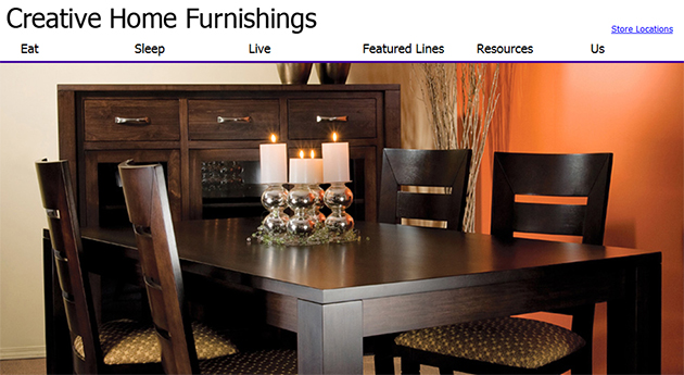 Creative Home Furnishings Store Flyers Online