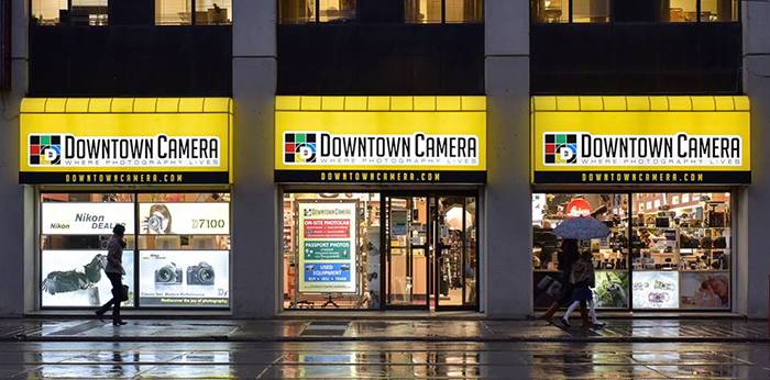 Downtown Camera Store - Flyers Online