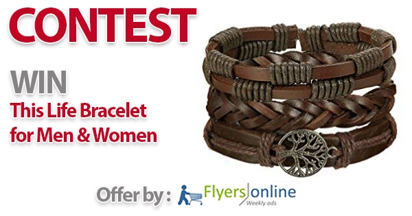 WIN This Life Bracelet for Men & Women