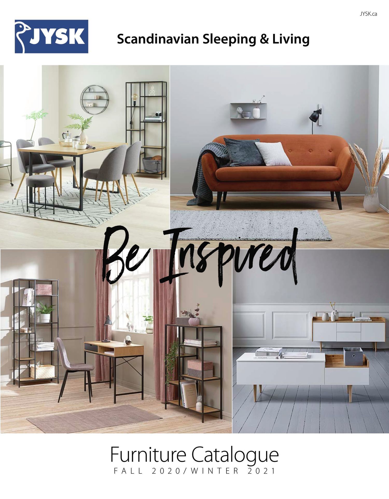 Jysk - Furniture Catalogue - Be Inspired
