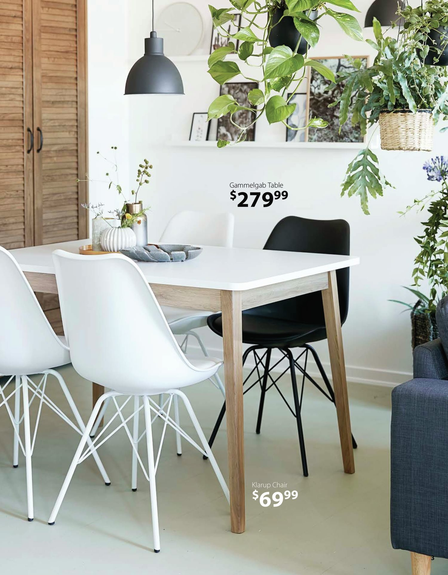 Jysk - Furniture Catalogue - Be Inspired - Page 3