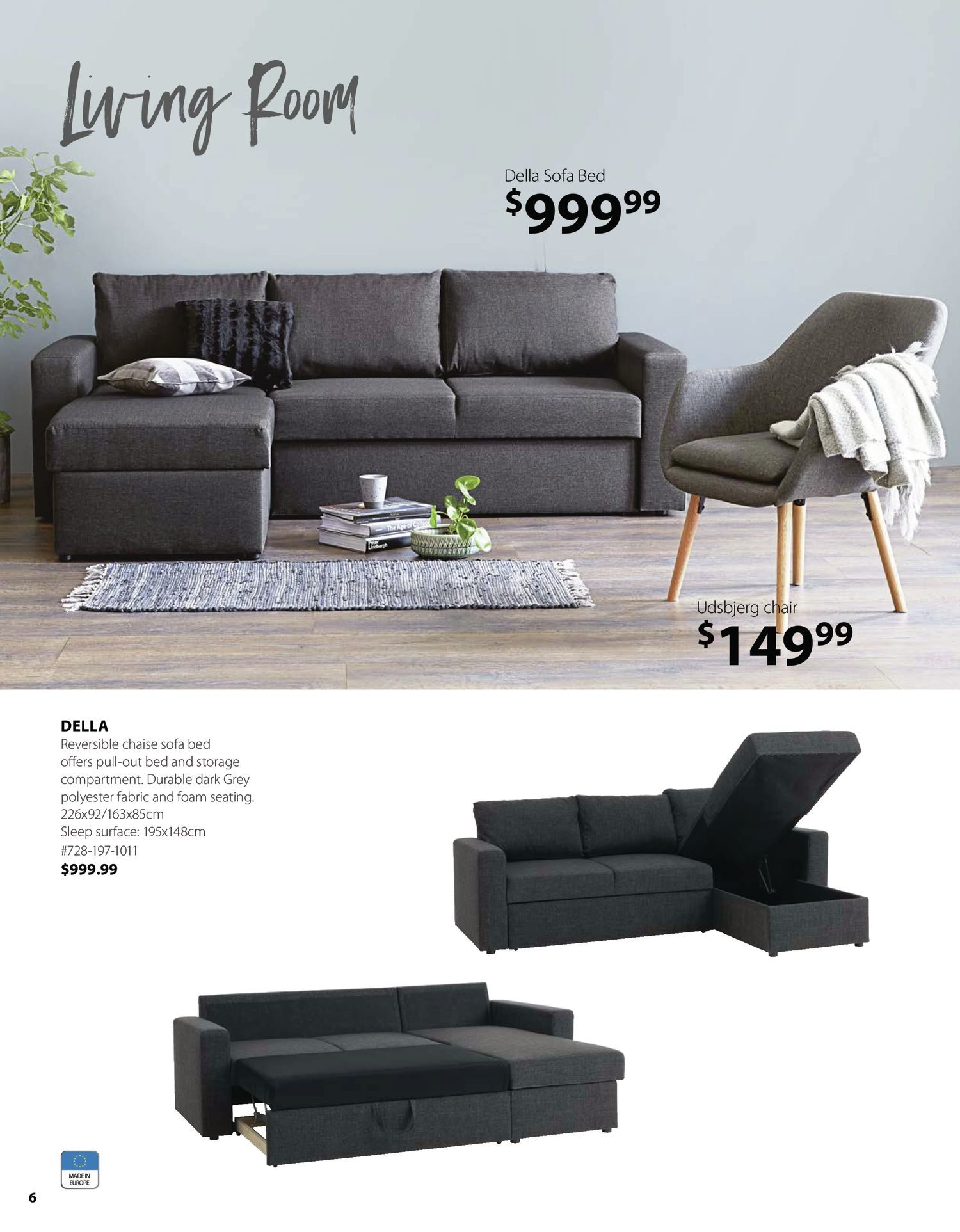 Jysk - Furniture Catalogue - Be Inspired - Page 6