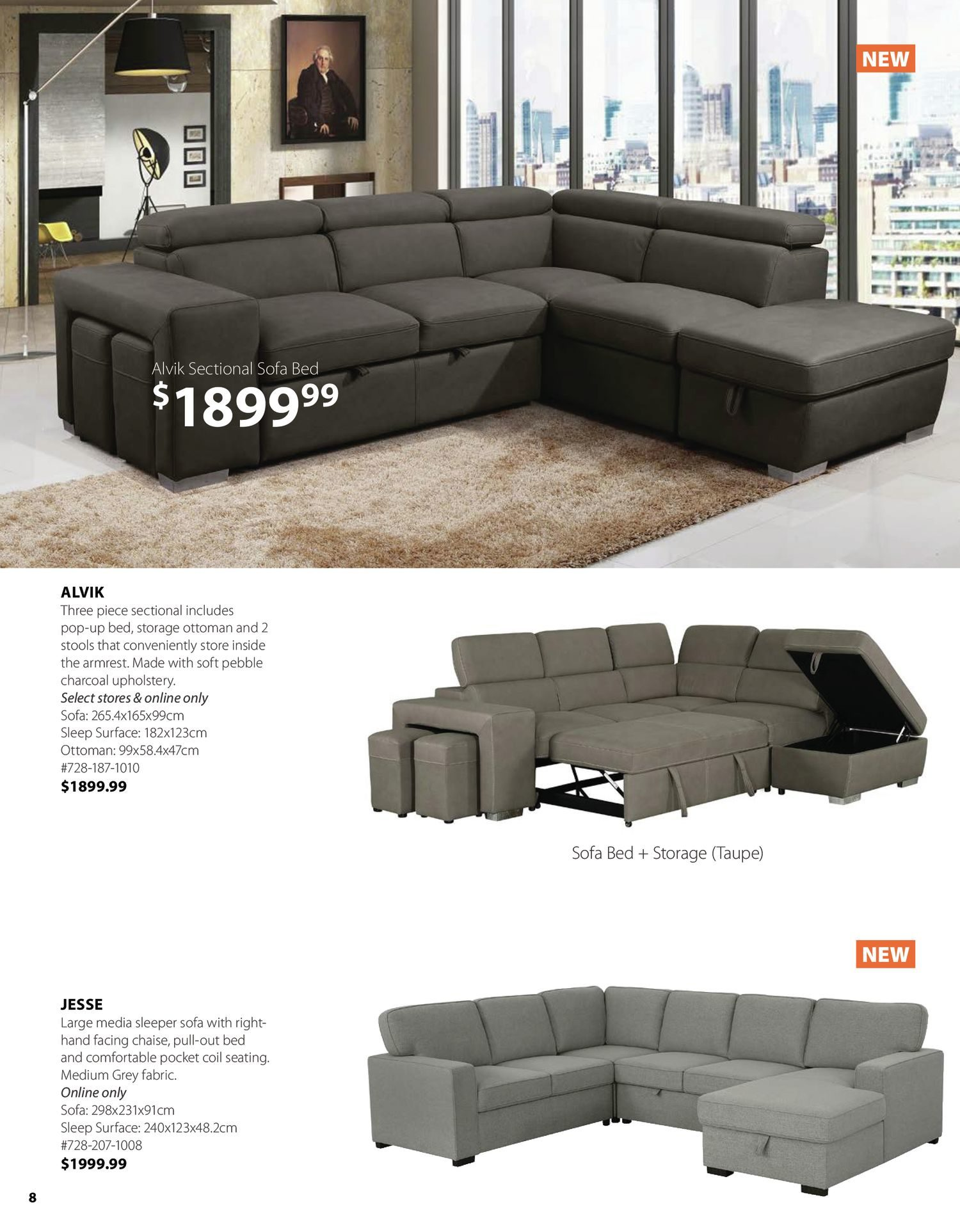 Jysk - Furniture Catalogue - Be Inspired - Page 8