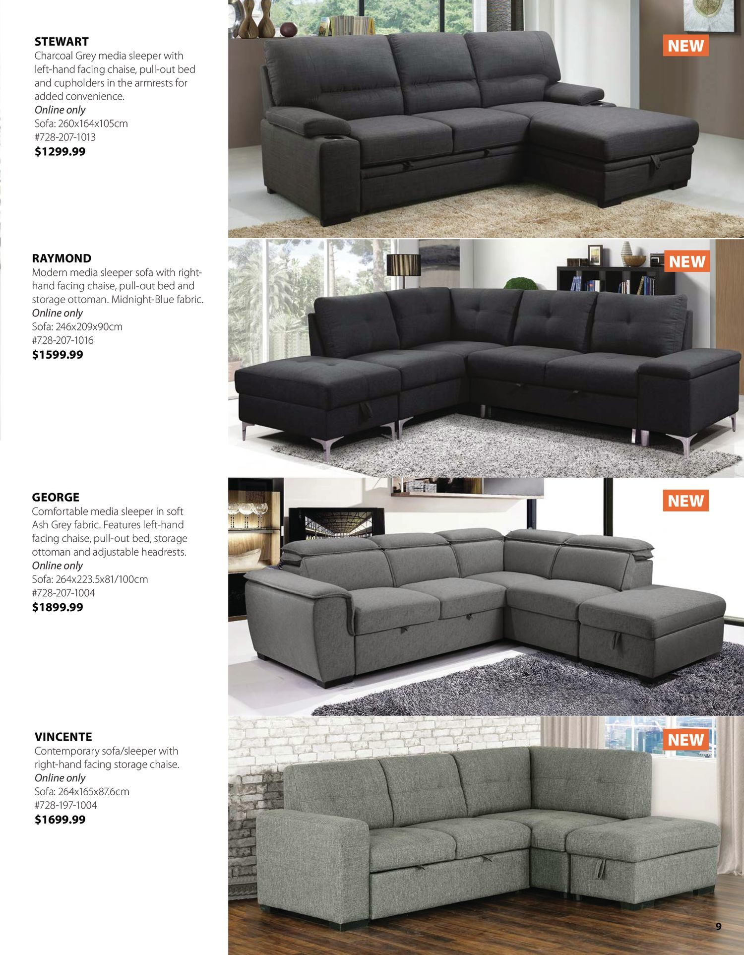 Jysk - Furniture Catalogue - Be Inspired - Page 9