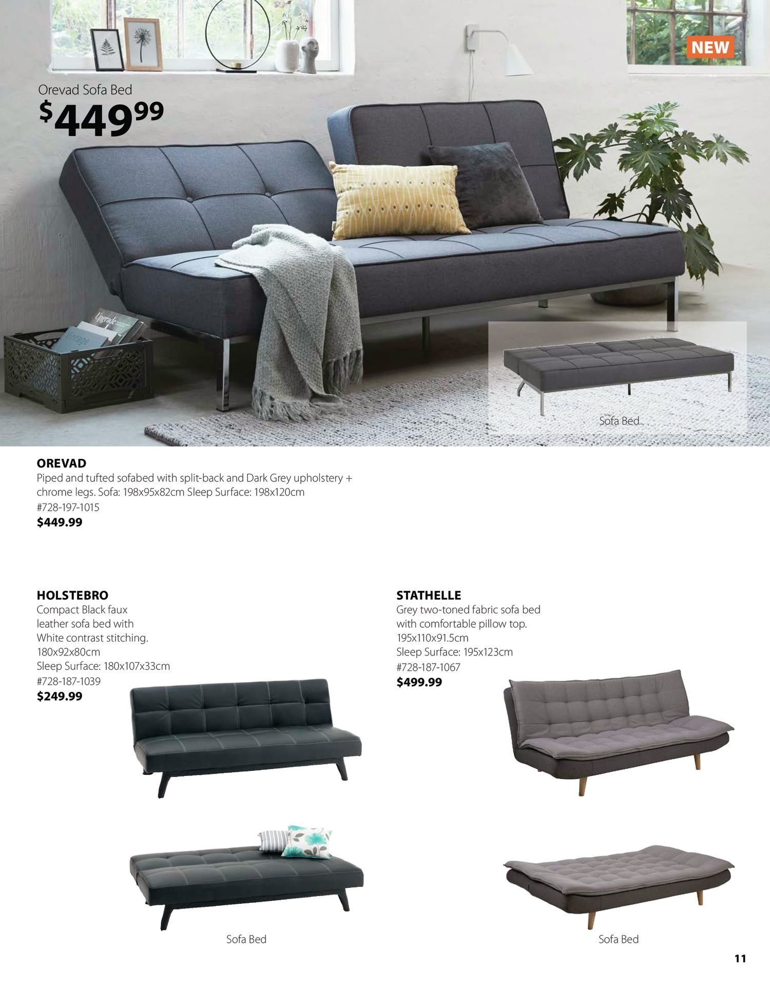 Jysk - Furniture Catalogue - Be Inspired - Page 11