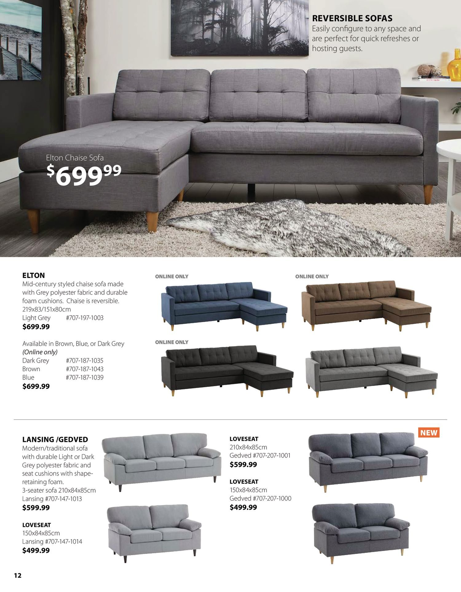 Jysk - Furniture Catalogue - Be Inspired - Page 12