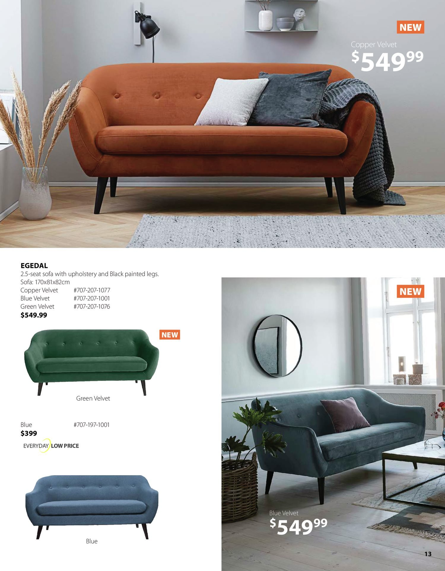 Jysk - Furniture Catalogue - Be Inspired - Page 13