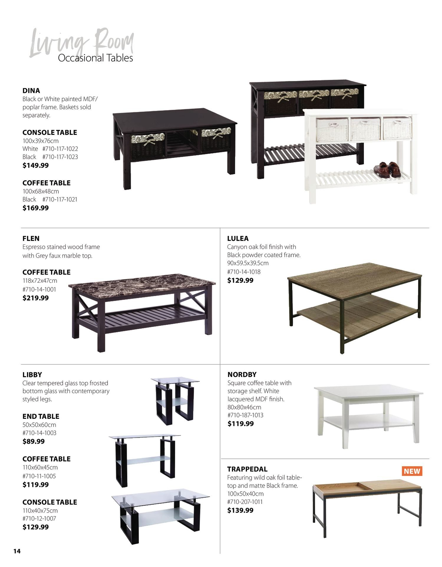 Jysk - Furniture Catalogue - Be Inspired - Page 14