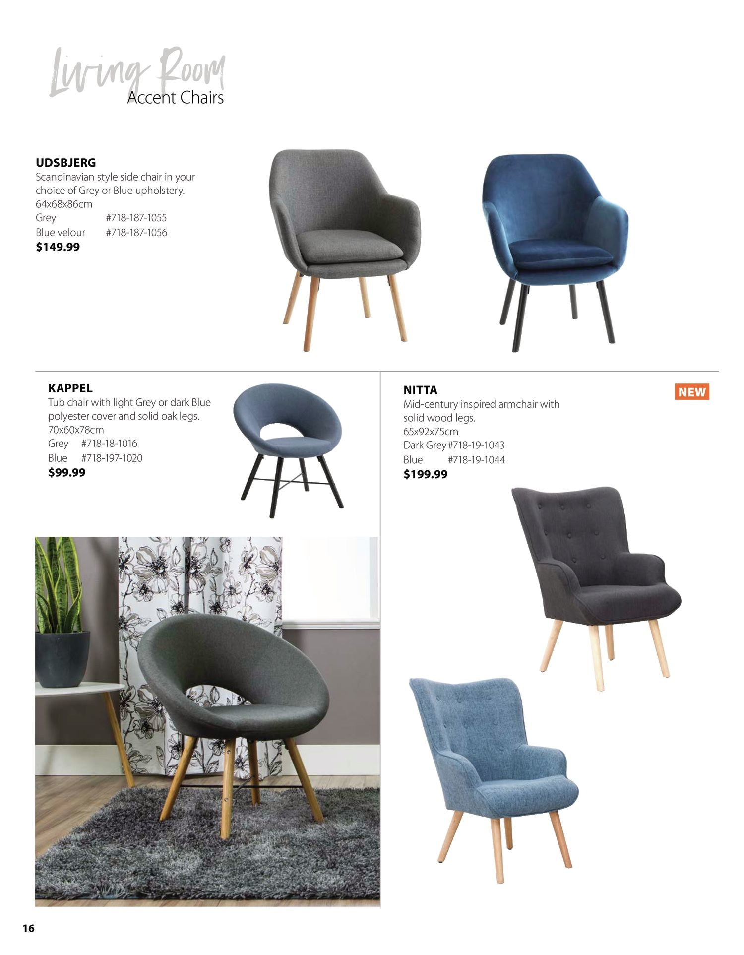 Jysk - Furniture Catalogue - Be Inspired - Page 16