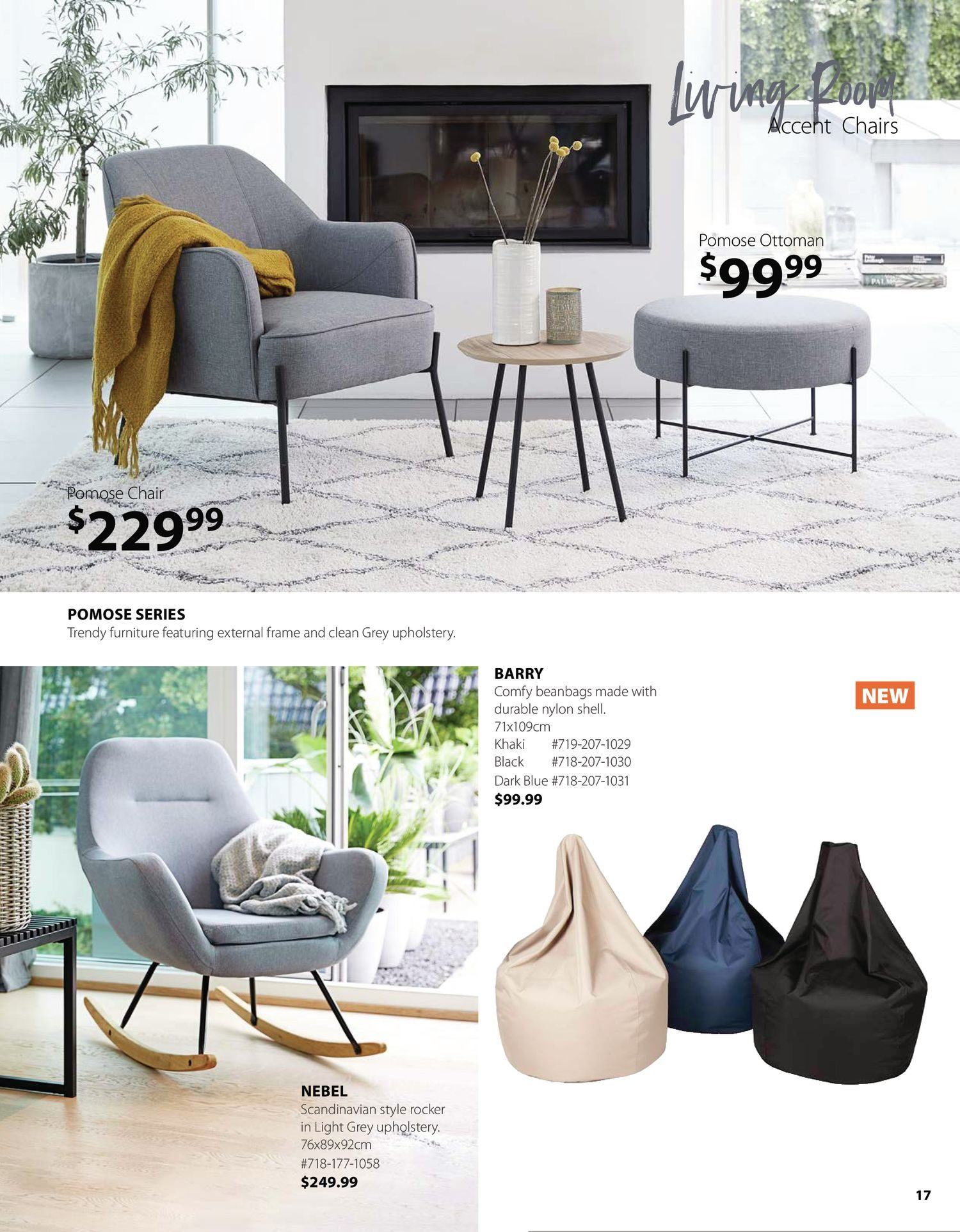 Jysk - Furniture Catalogue - Be Inspired - Page 17