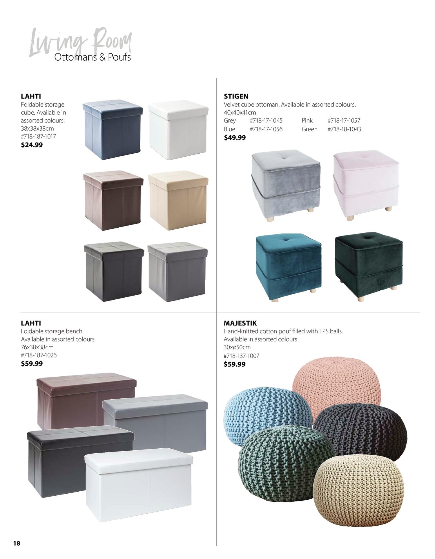 Jysk - Furniture Catalogue - Be Inspired - Page 18