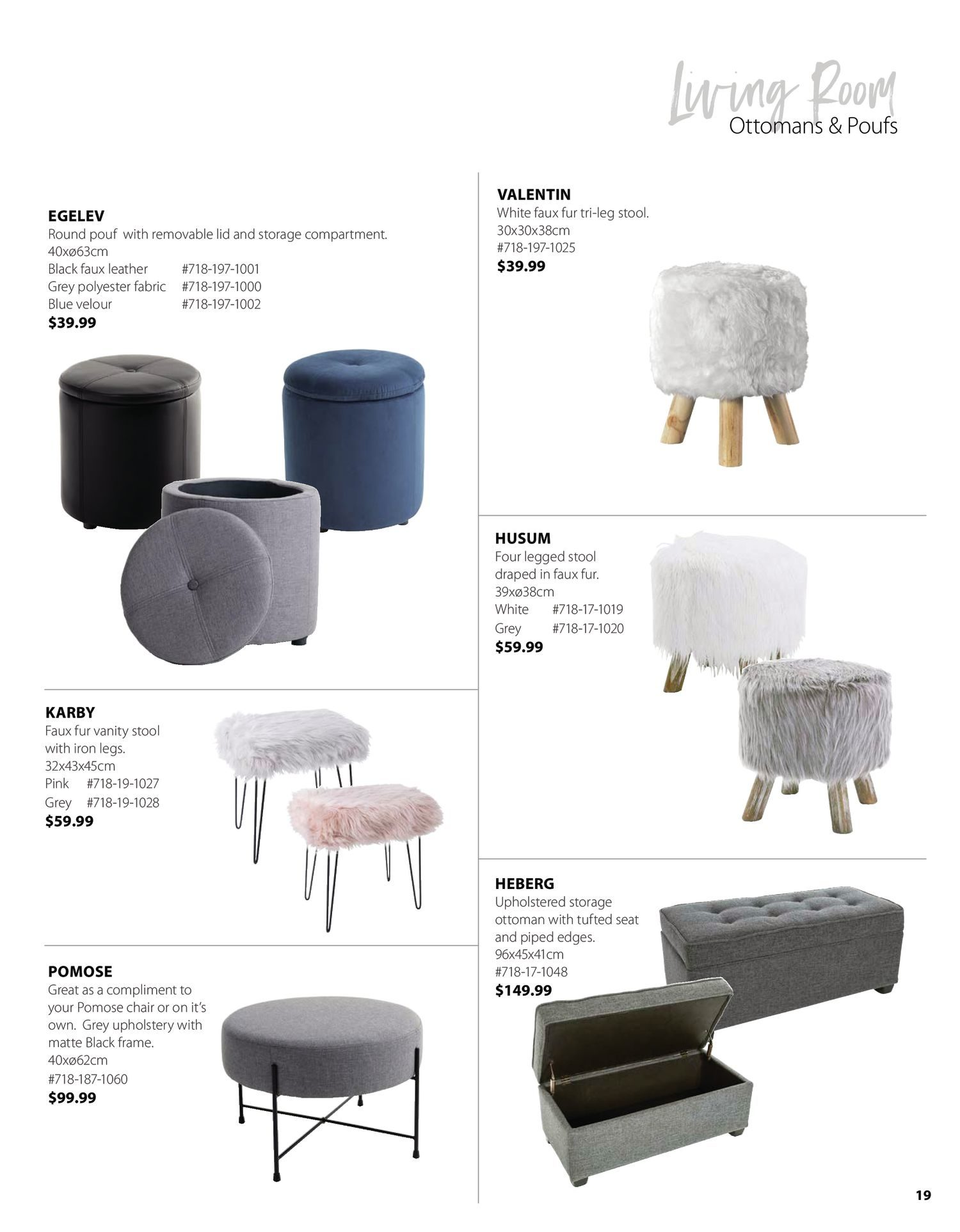 Jysk - Furniture Catalogue - Be Inspired - Page 19