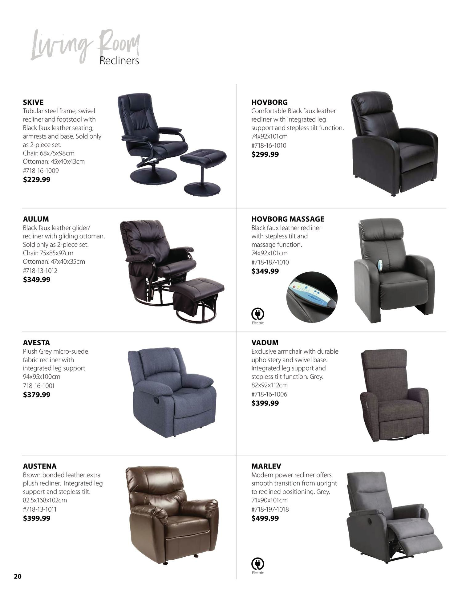 Jysk - Furniture Catalogue - Be Inspired - Page 20