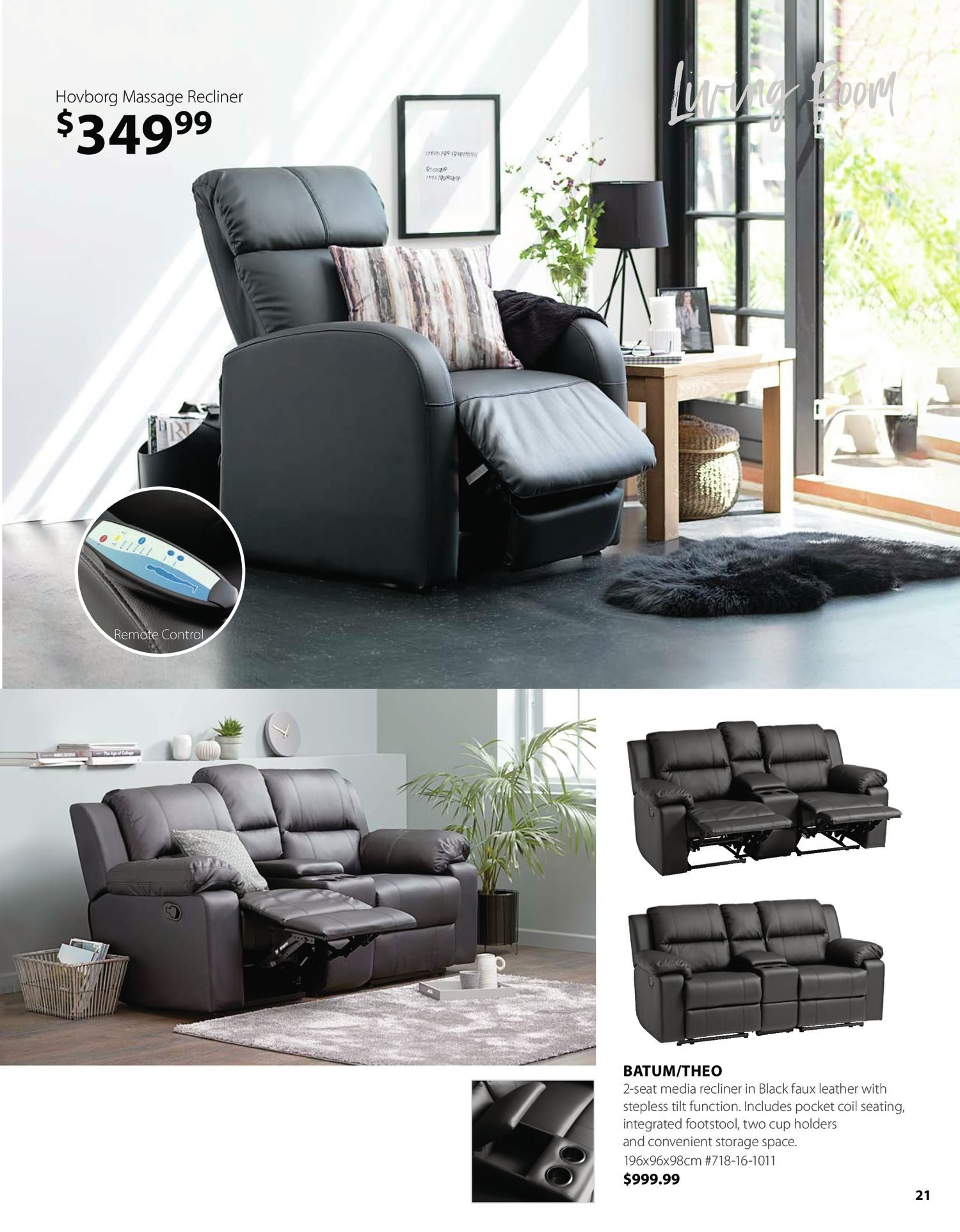 Jysk - Furniture Catalogue - Be Inspired - Page 21