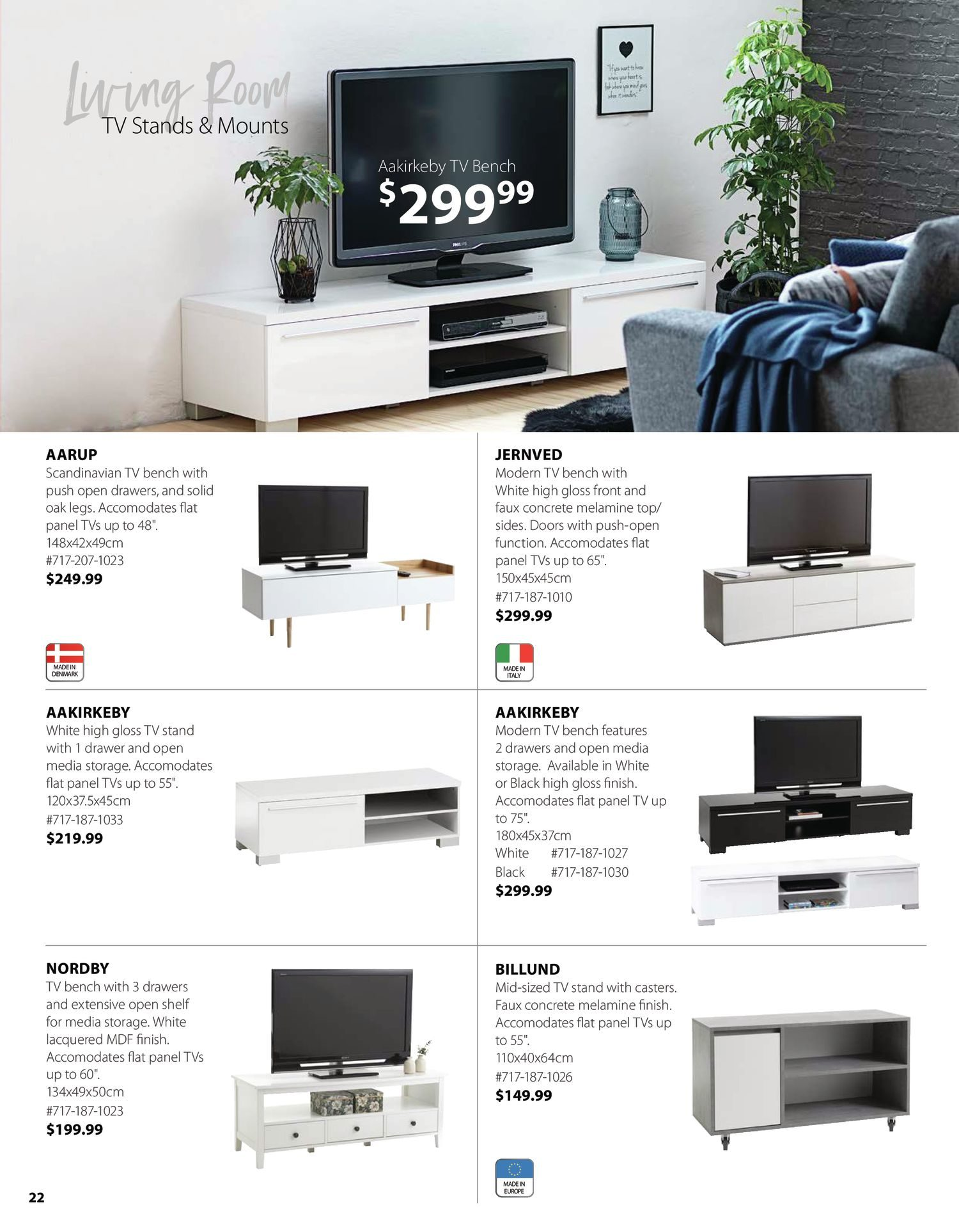 Jysk - Furniture Catalogue - Be Inspired - Page 22