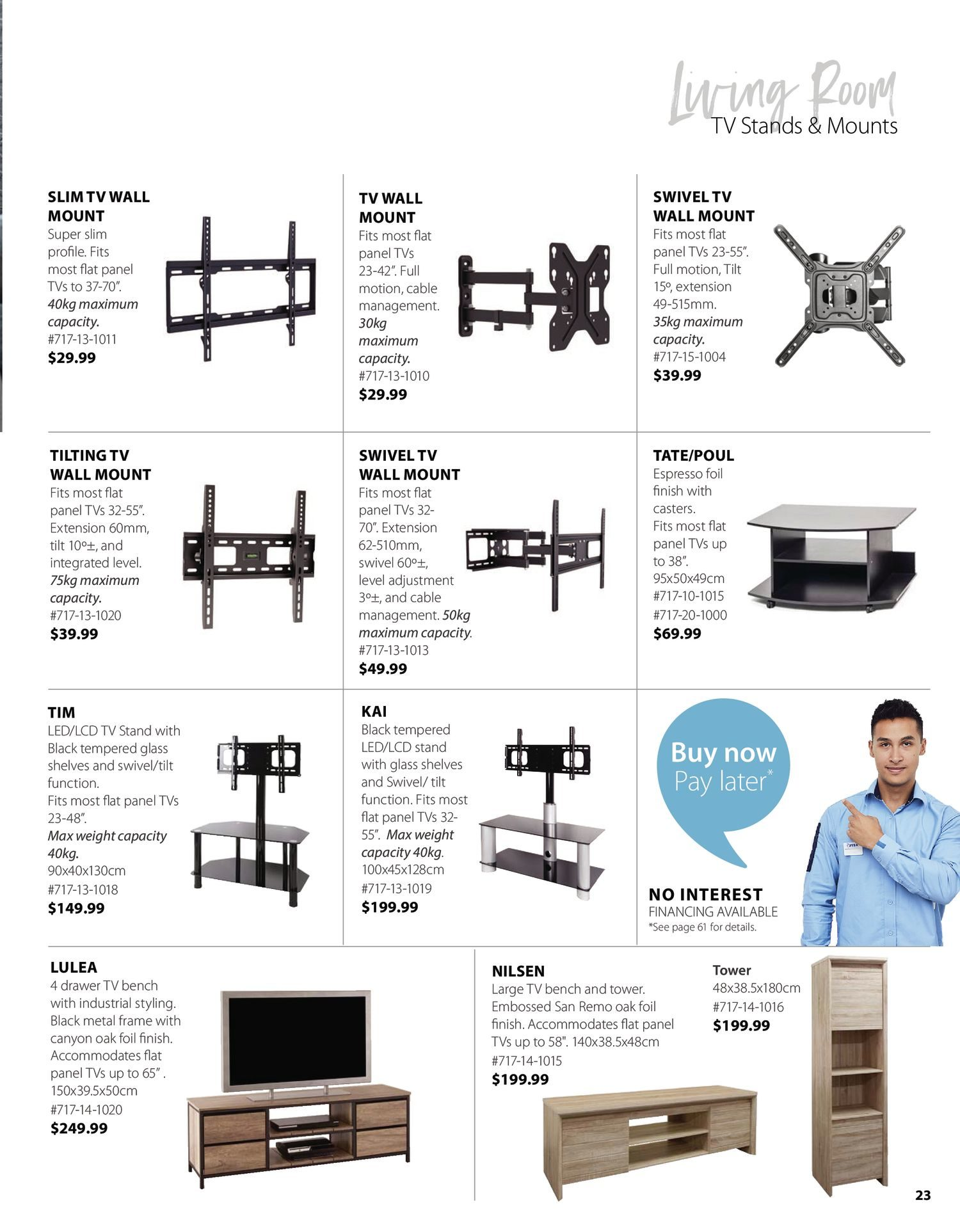Jysk - Furniture Catalogue - Be Inspired - Page 23