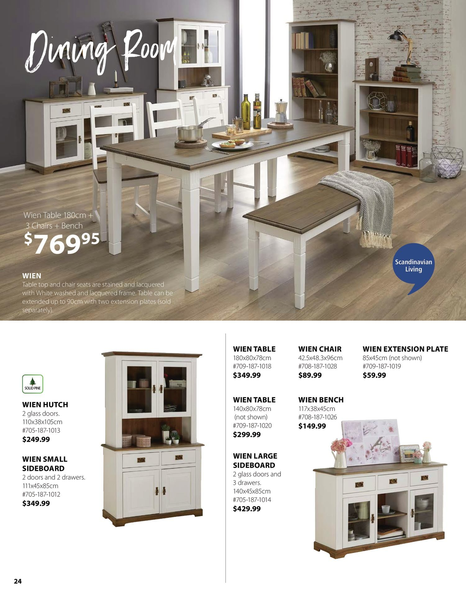 Jysk - Furniture Catalogue - Be Inspired - Page 24