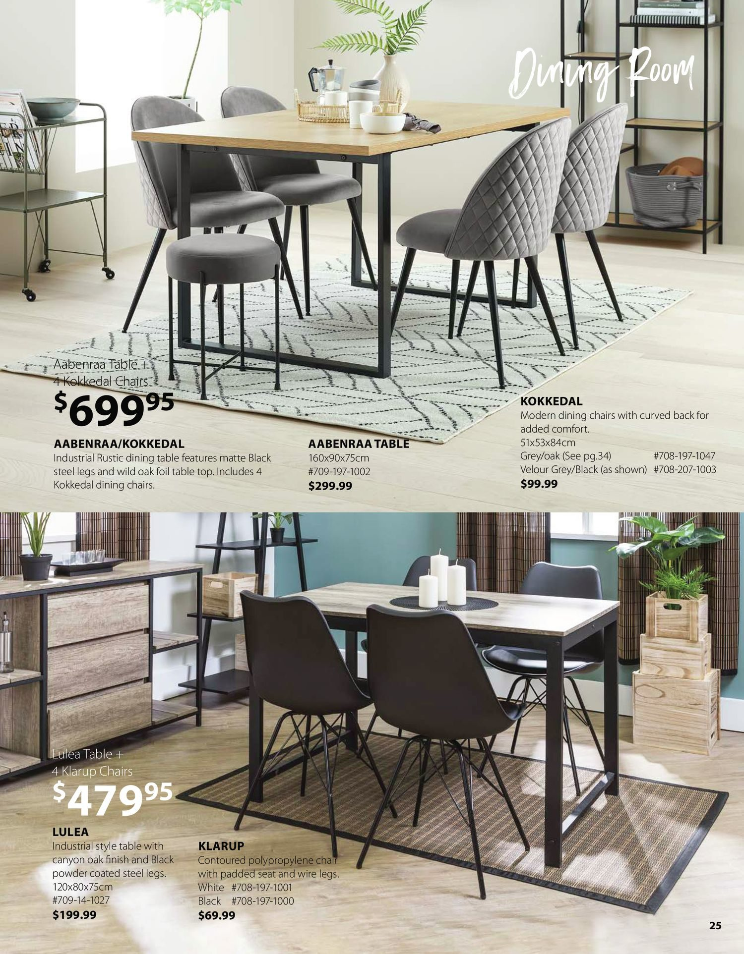 Jysk - Furniture Catalogue - Be Inspired - Page 25