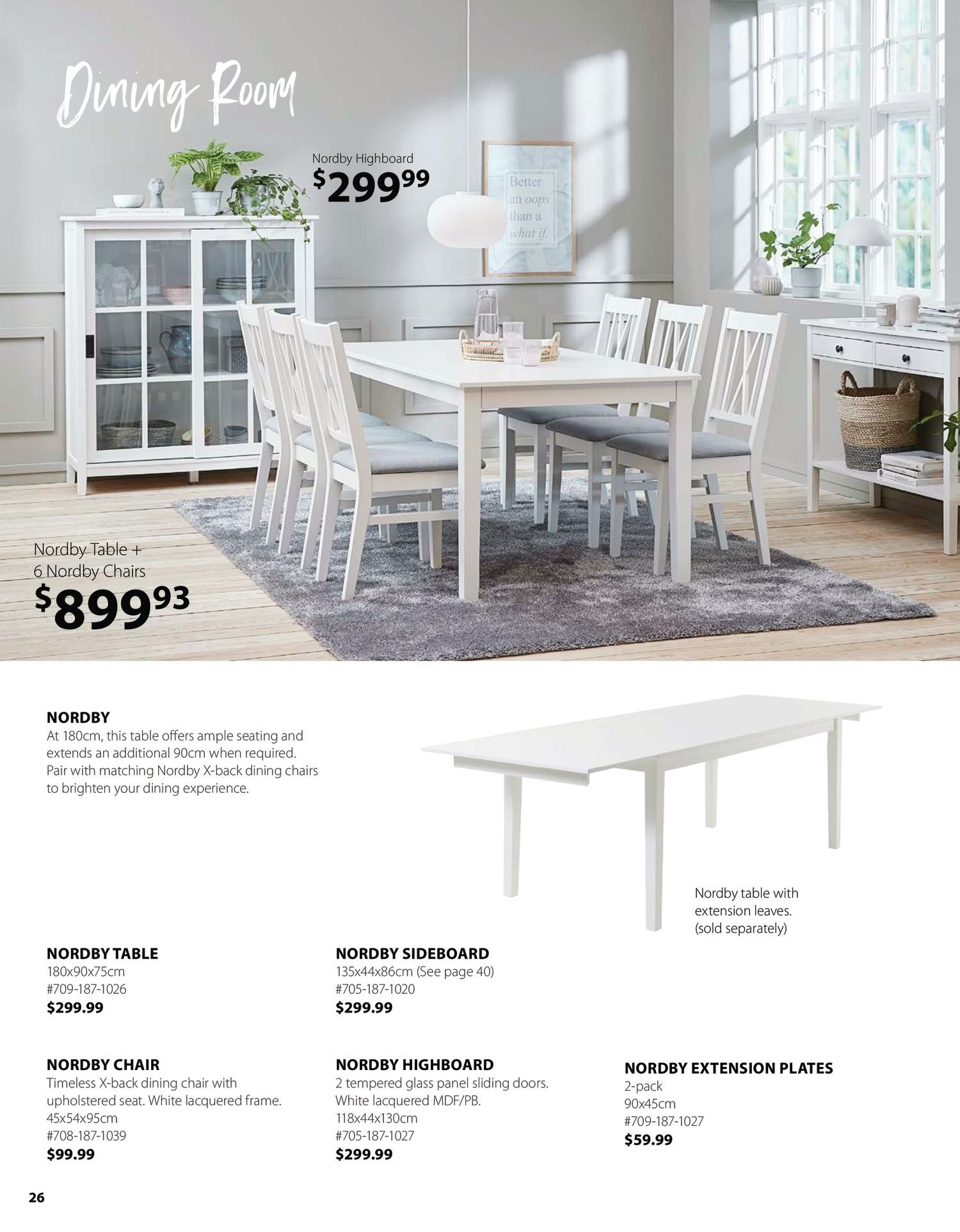 Jysk - Furniture Catalogue - Be Inspired - Page 26