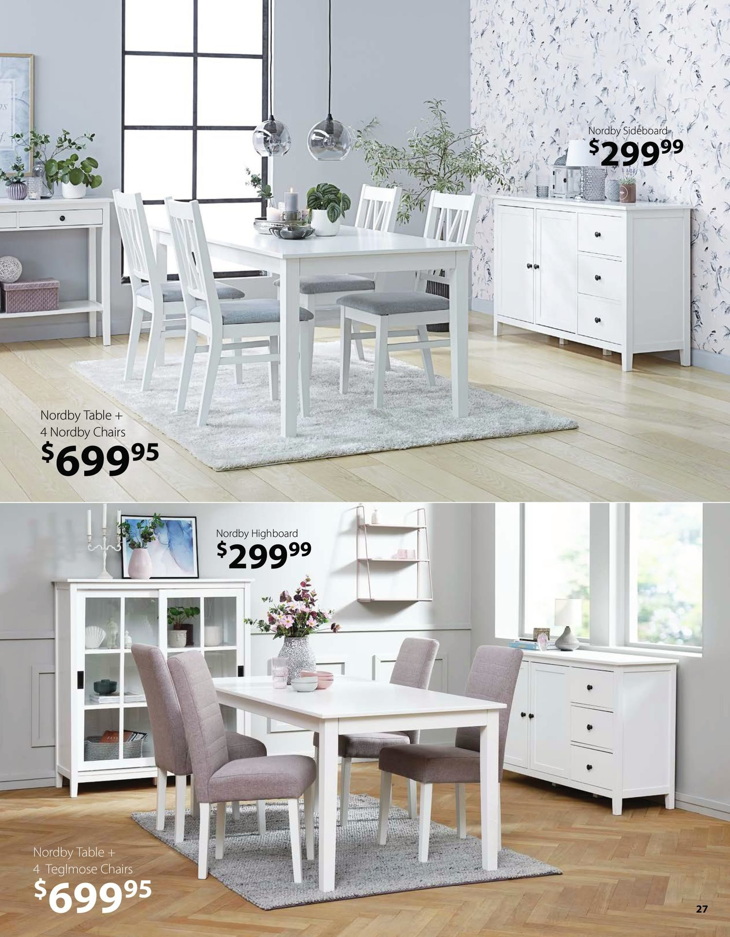 Jysk - Furniture Catalogue - Be Inspired - Page 27
