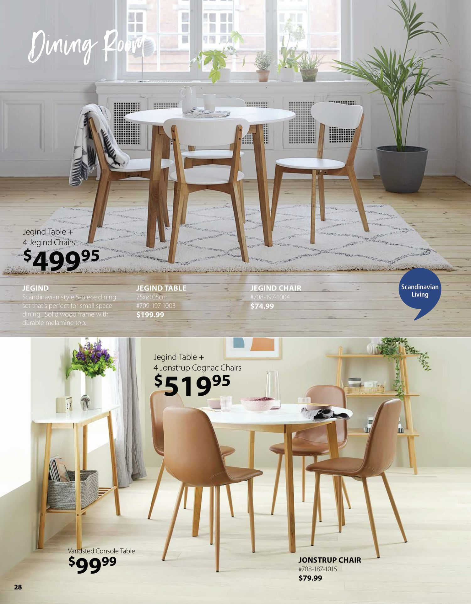 Jysk - Furniture Catalogue - Be Inspired - Page 28
