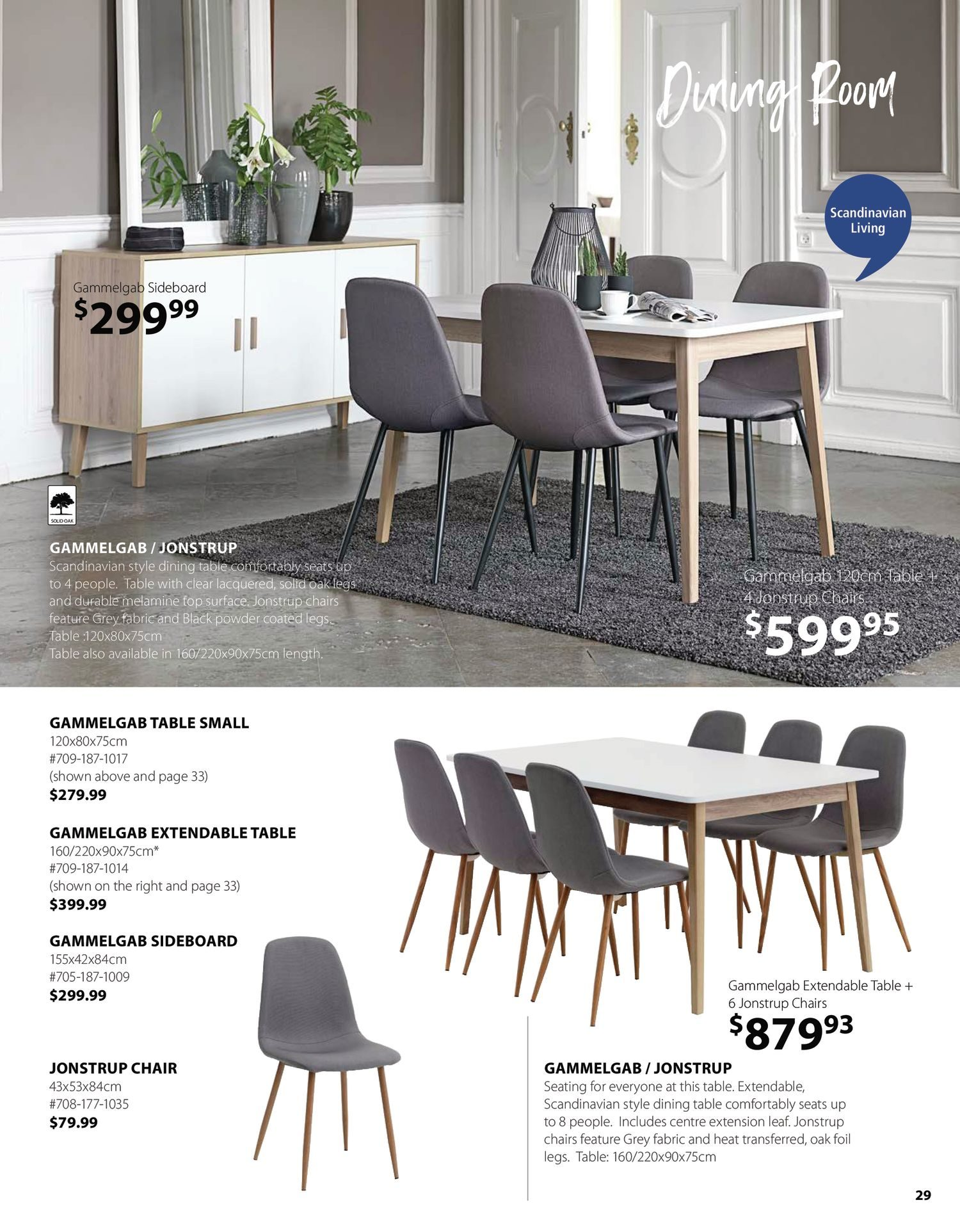 Jysk - Furniture Catalogue - Be Inspired - Page 29
