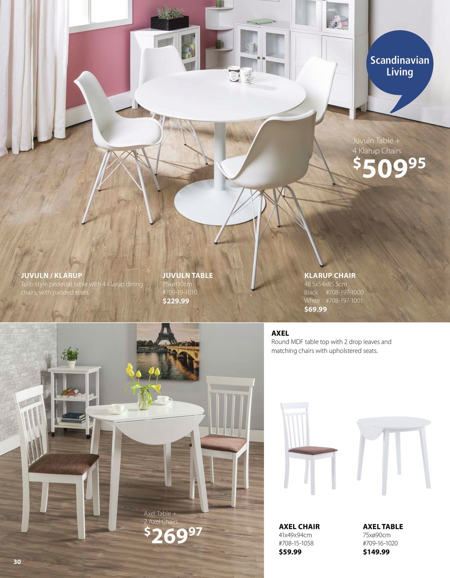 Jysk - Furniture Catalogue - Be Inspired - Page 30