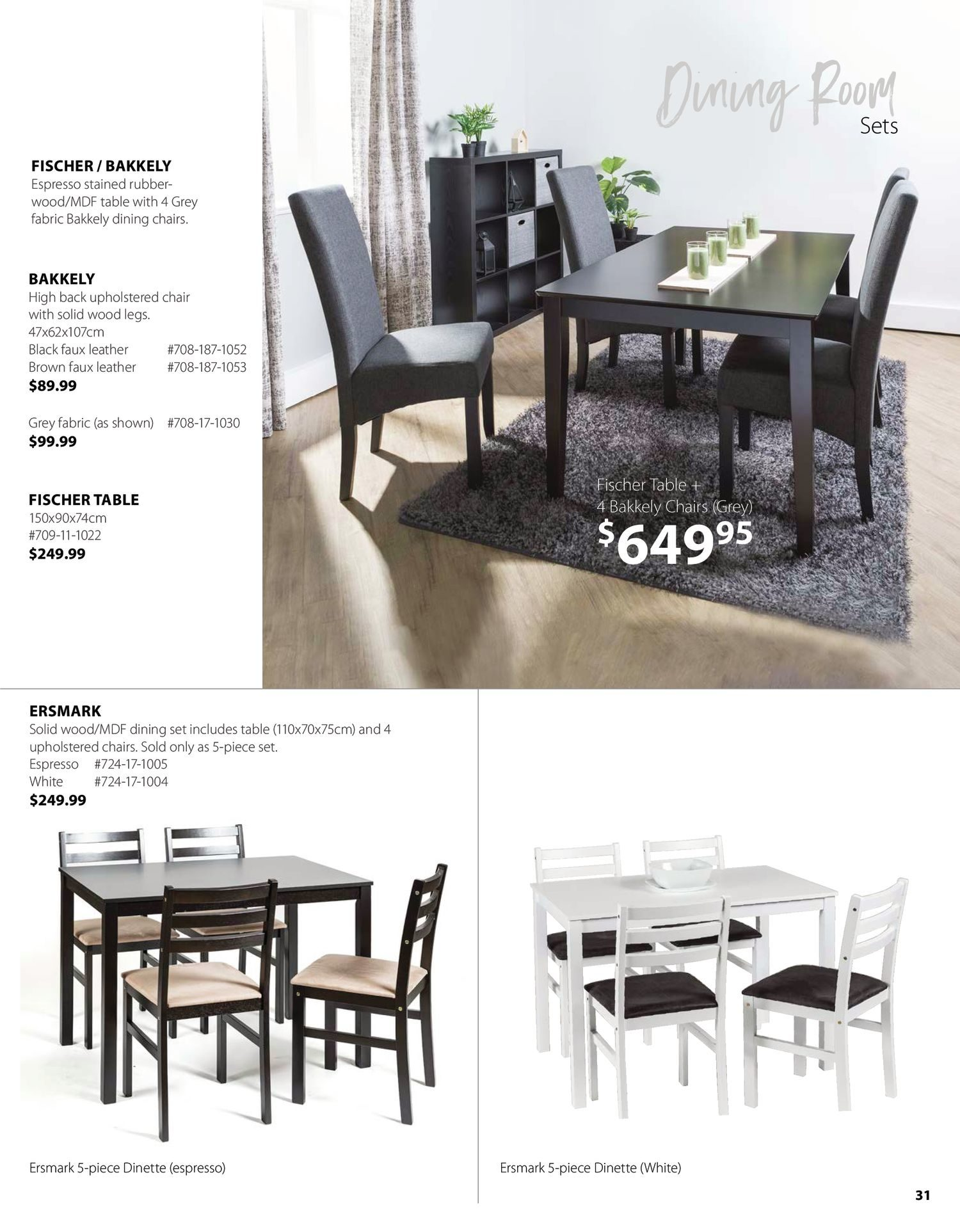 Jysk - Furniture Catalogue - Be Inspired - Page 31