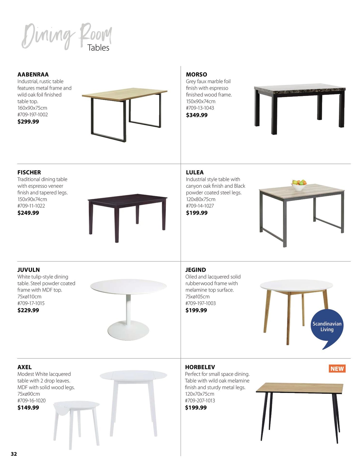 Jysk - Furniture Catalogue - Be Inspired - Page 32
