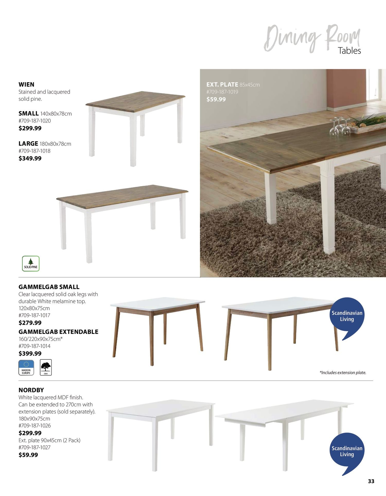 Jysk - Furniture Catalogue - Be Inspired - Page 33