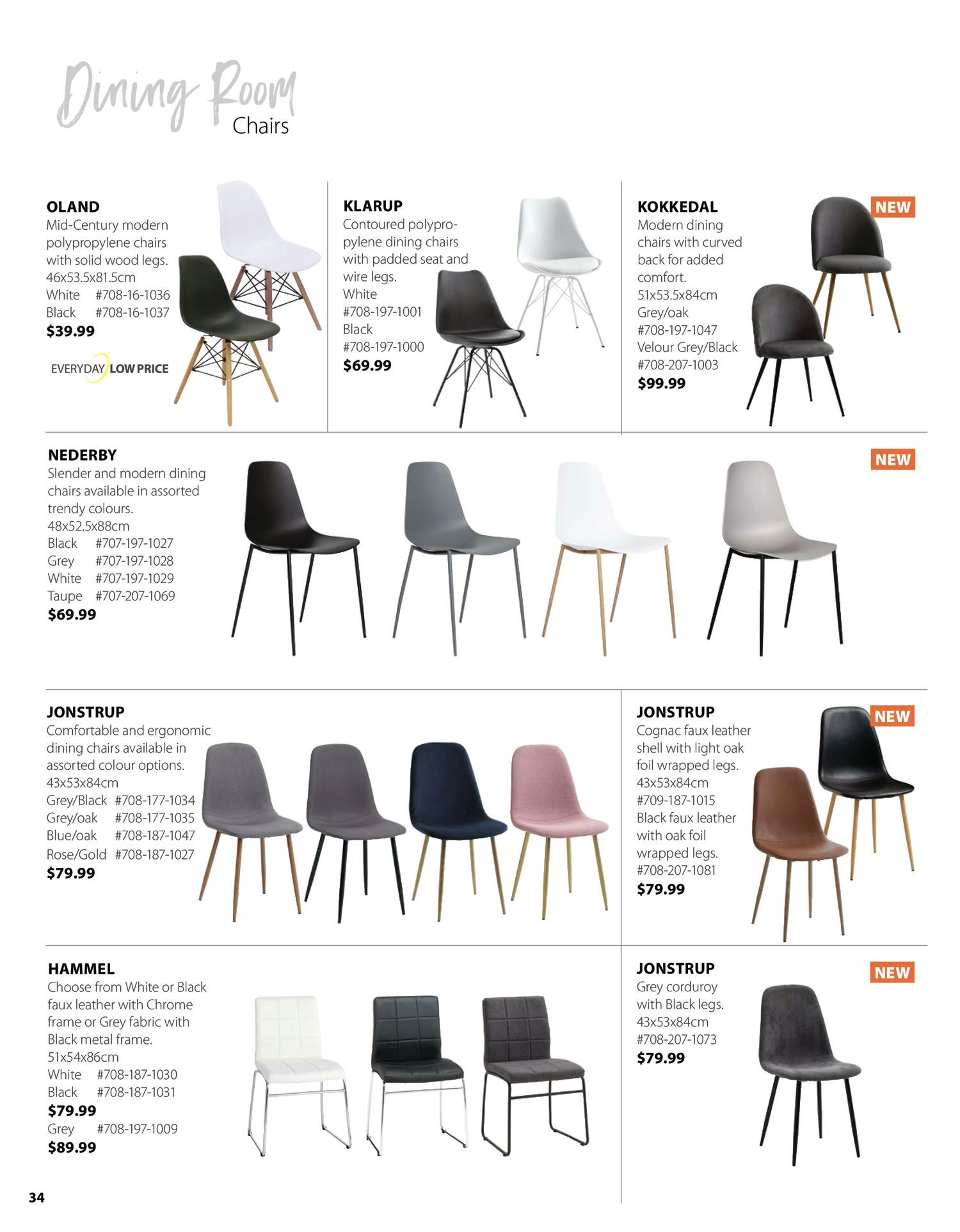 Jysk - Furniture Catalogue - Be Inspired - Page 34