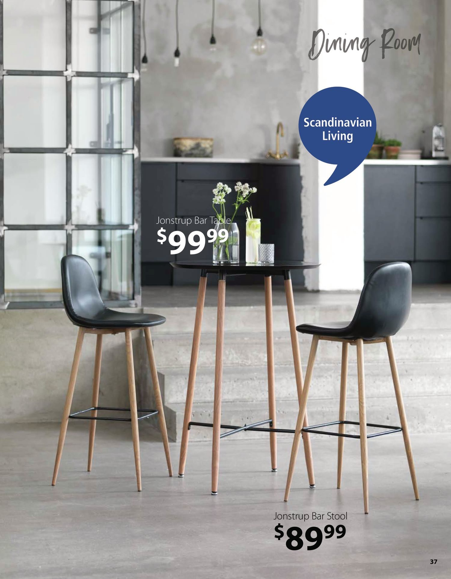 Jysk - Furniture Catalogue - Be Inspired - Page 37