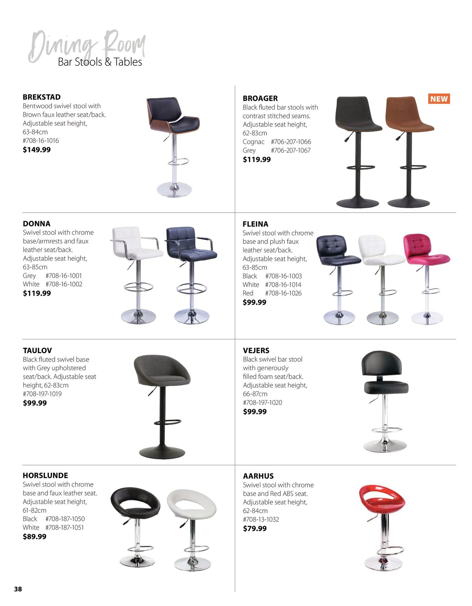 Jysk - Furniture Catalogue - Be Inspired - Page 38