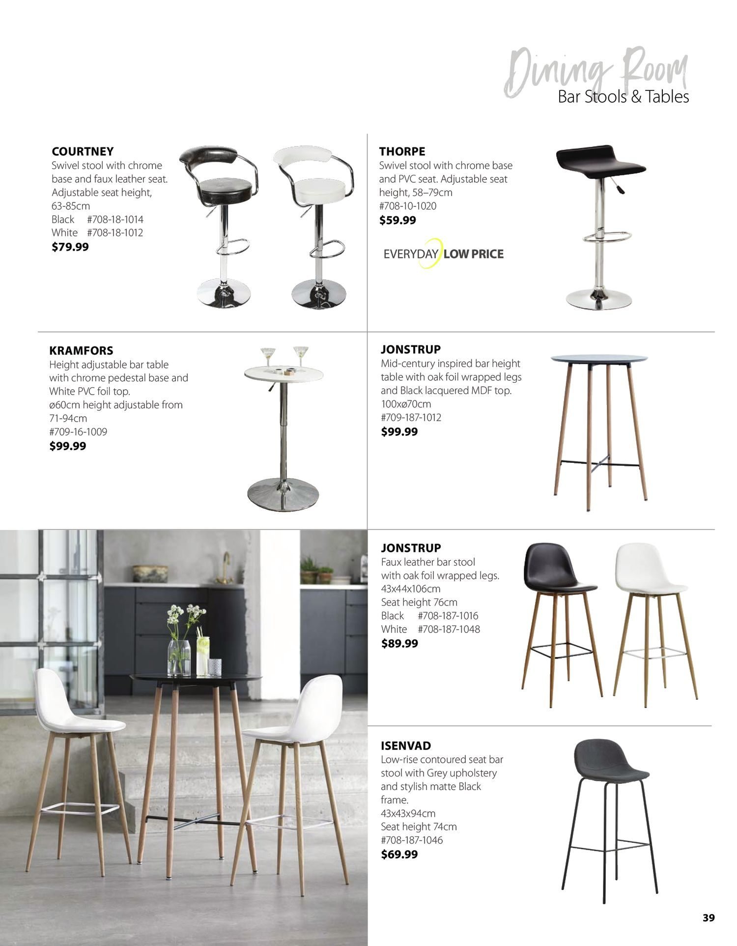 Jysk - Furniture Catalogue - Be Inspired - Page 39
