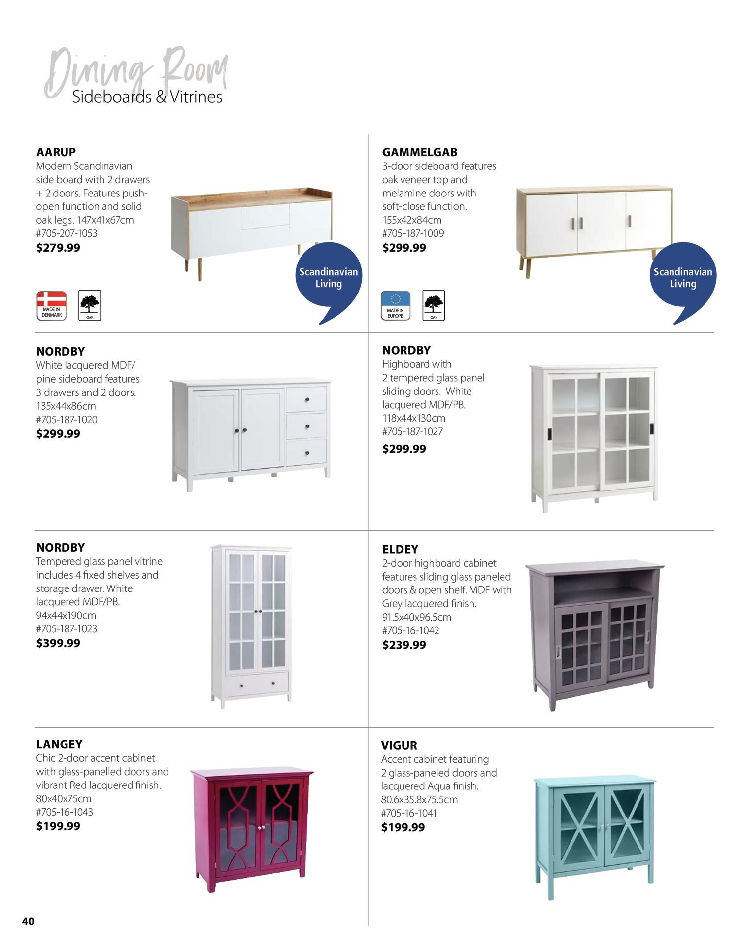 Jysk - Furniture Catalogue - Be Inspired - Page 40