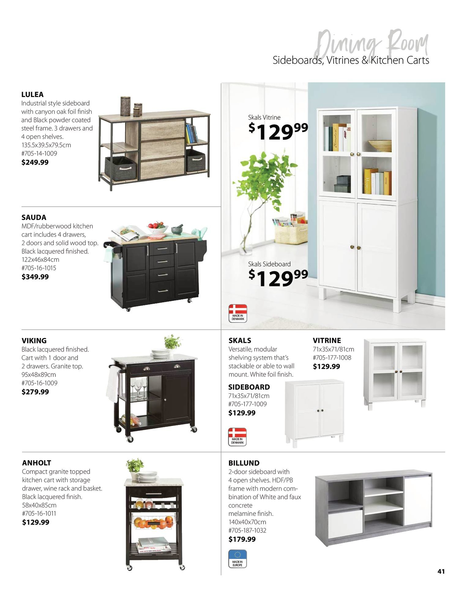 Jysk - Furniture Catalogue - Be Inspired - Page 41