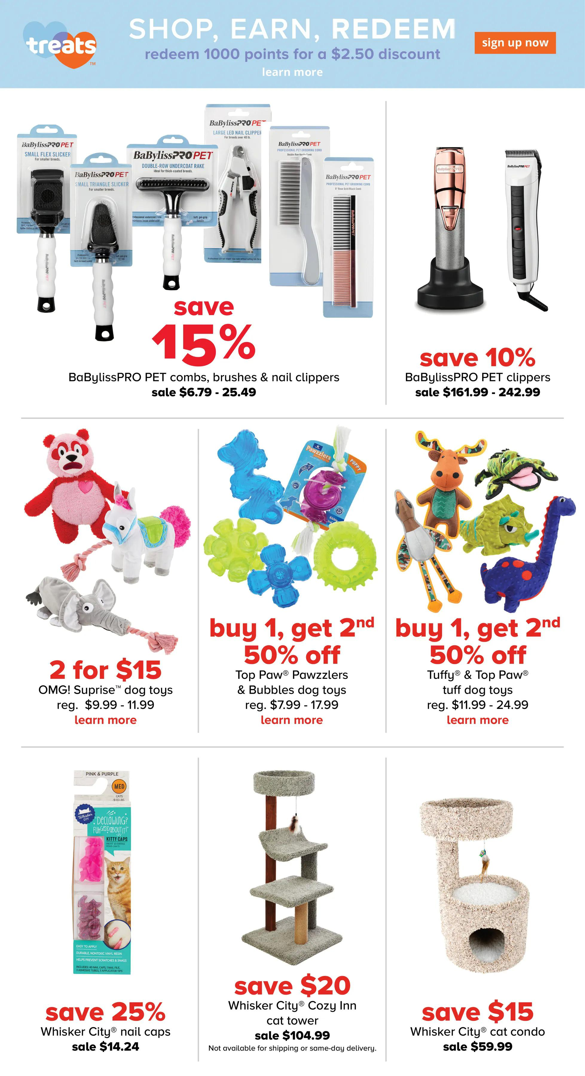 PetSmart - Monthly Savings - Page 11
