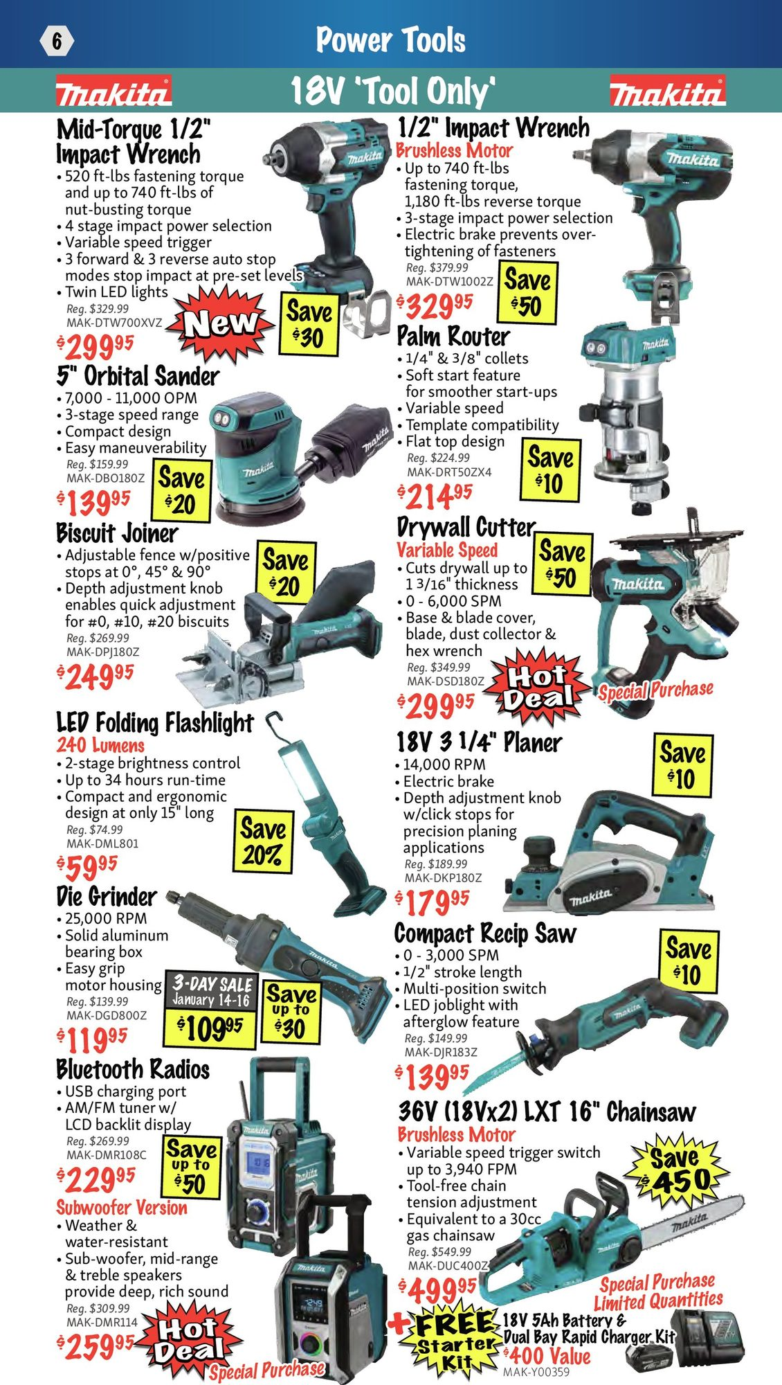 KMS Tools - Monthly Savings - Page 6