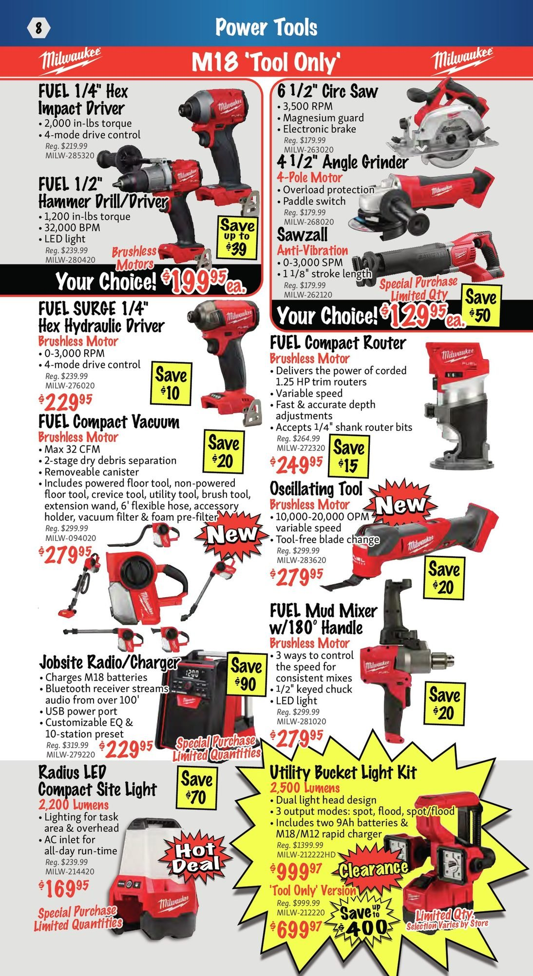 KMS Tools - Monthly Savings - Page 8