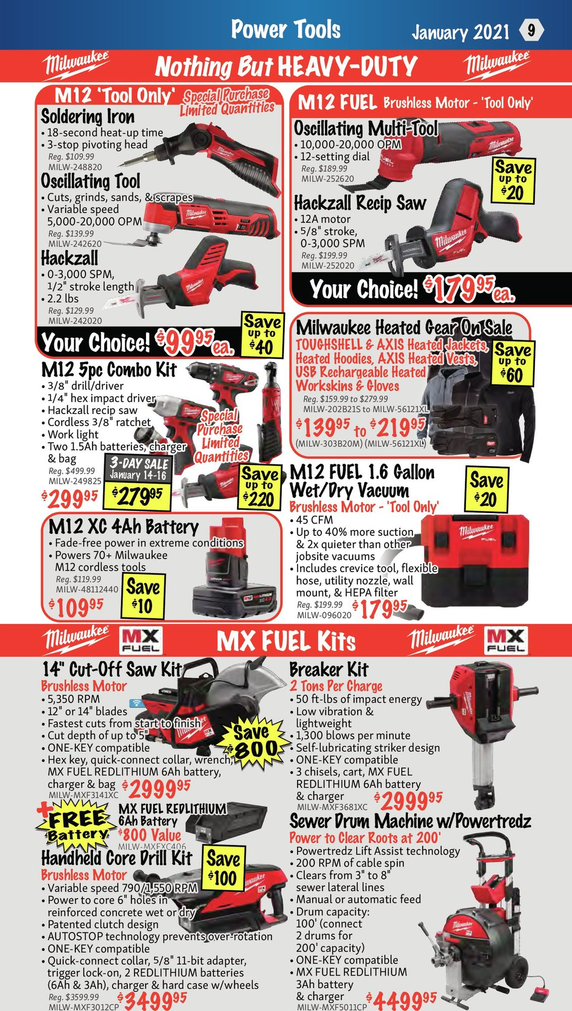 KMS Tools - Monthly Savings - Page 9