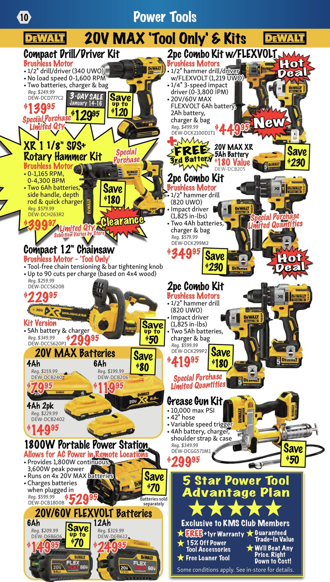 KMS Tools - Monthly Savings - Page 10