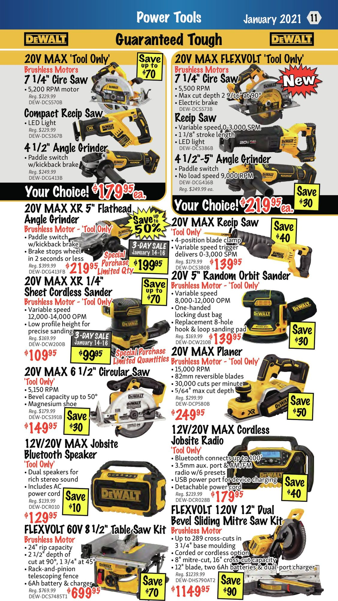 KMS Tools - Monthly Savings - Page 11