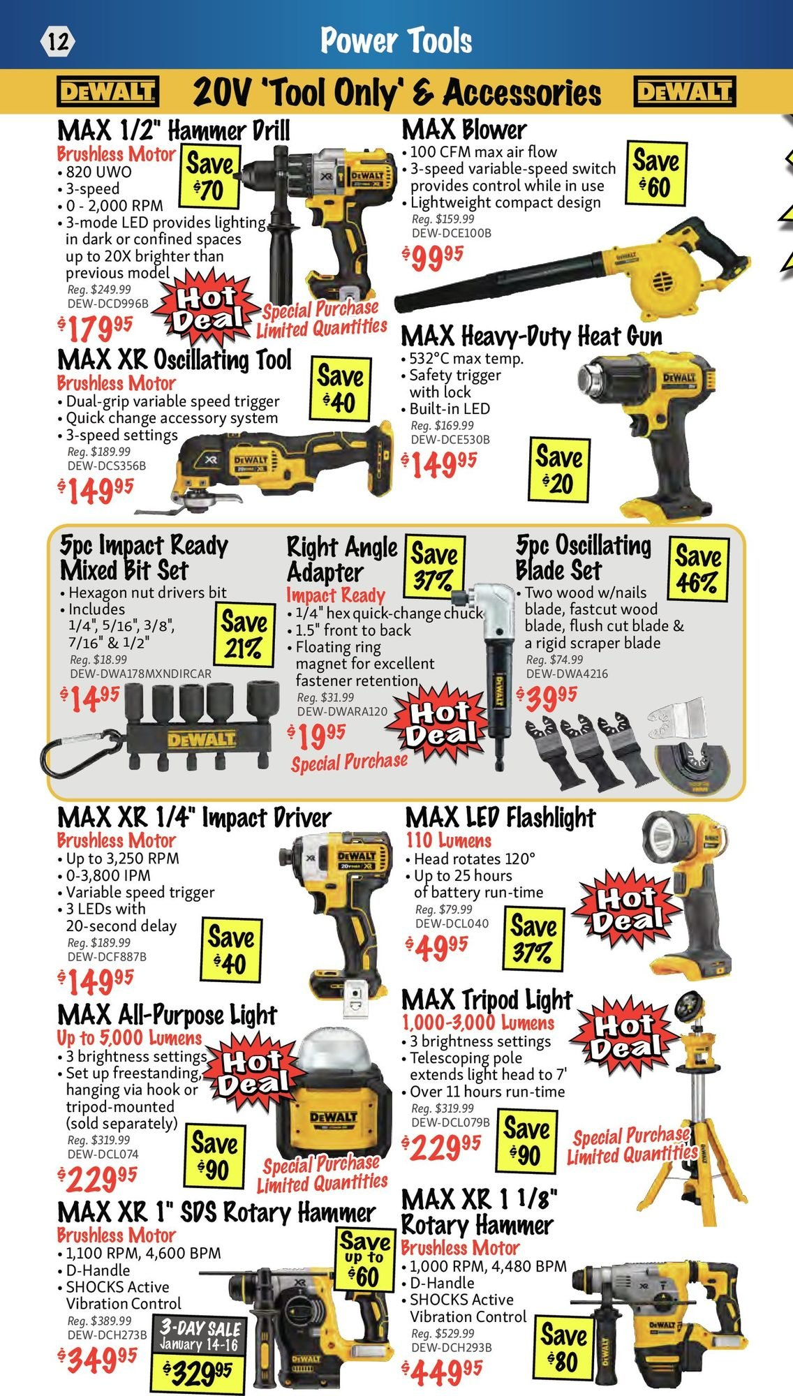 KMS Tools - Monthly Savings - Page 12