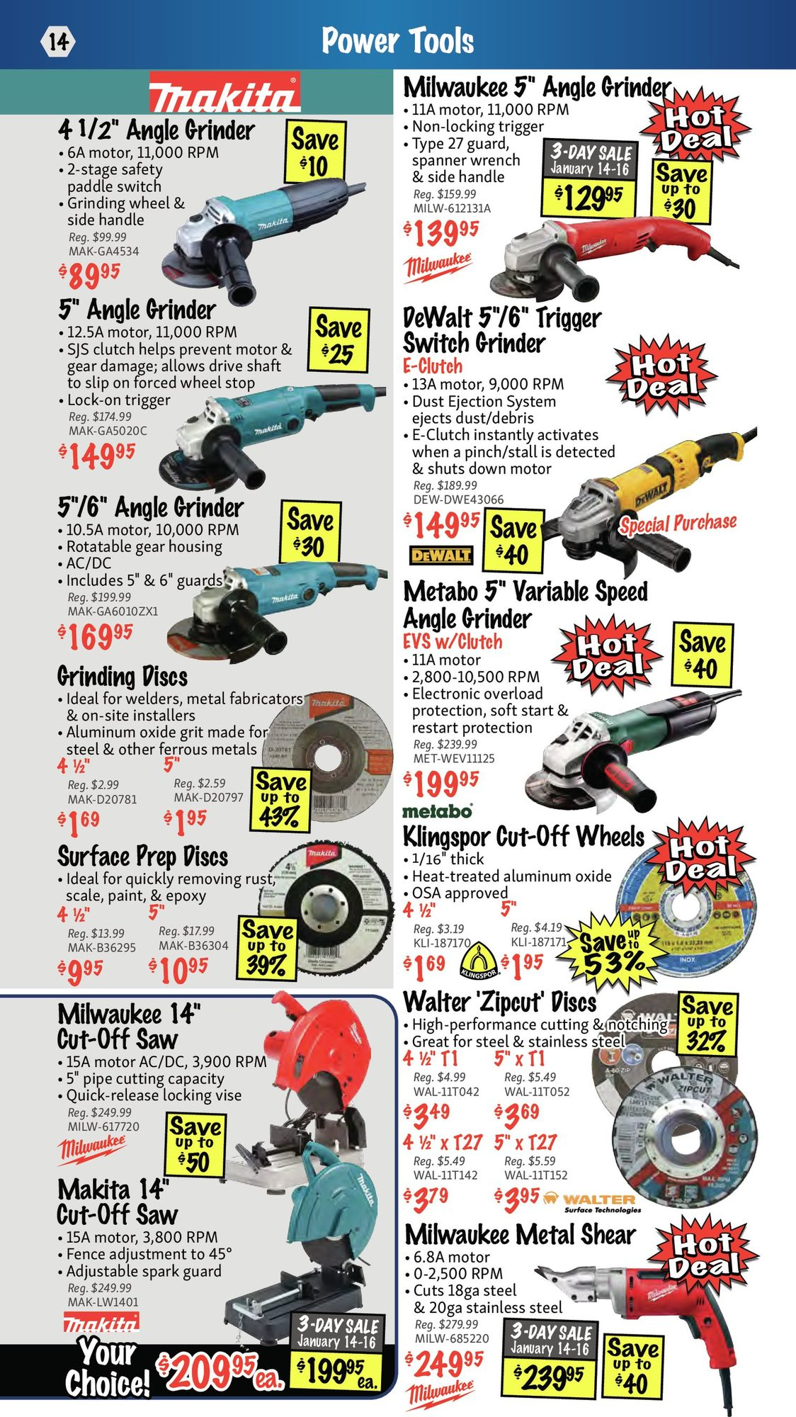 KMS Tools - Monthly Savings - Page 14