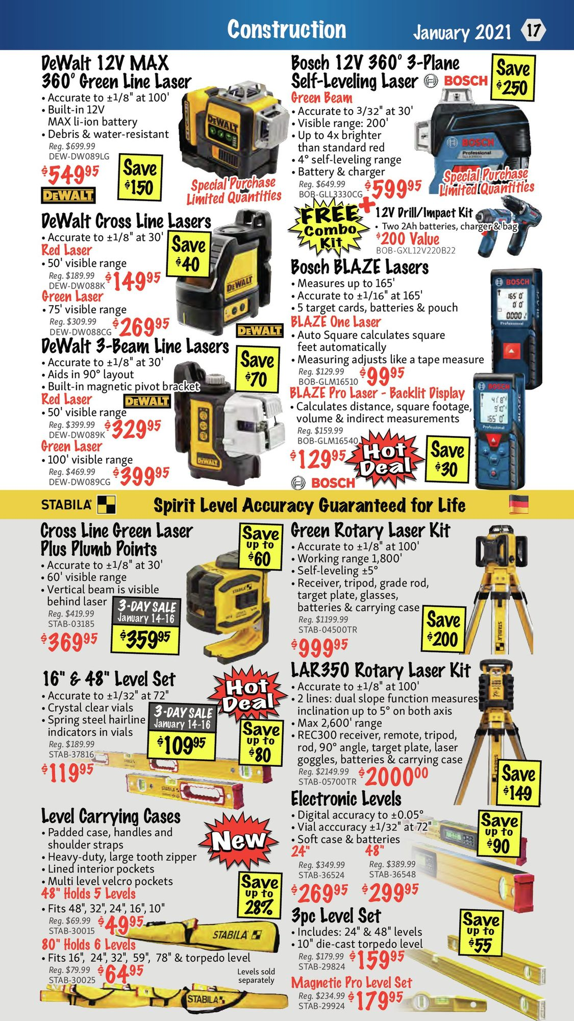 KMS Tools - Monthly Savings - Page 17